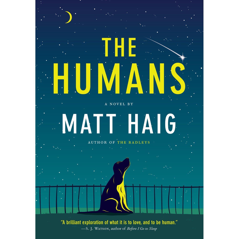 OCTOBER London Book Club – 'The Humans' by Matt Haig